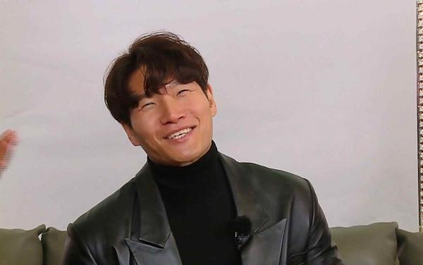 '연예 대상'김종국, '눈물'비하인드 공개 (런닝 맨)
