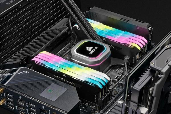 Corsair, 고성능 DDR4 메모리 키트 'Benzens RGB Pro SL'출시
