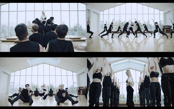 블랙 핑크 로즈, '온더 그라운드'댄스 퍼포먼스 영상 공개 … 독특한 아우라